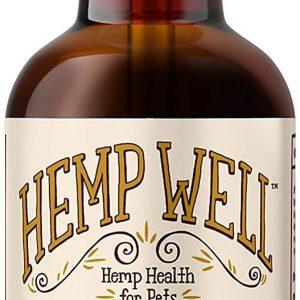 hemp well bird oil